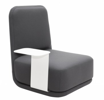 Softline STANDBY lounge stoel  2-339 1