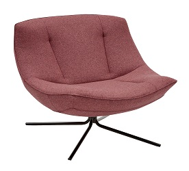 Softline Vera loungestoel   0