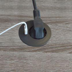 Spot Inbouwmodule 1x Stroom 1x USB charger 4730164  4730164.01010000 1