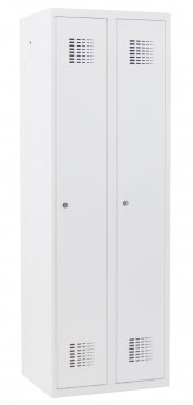 Stokq garderobekast 2 deurs  18321LC 0