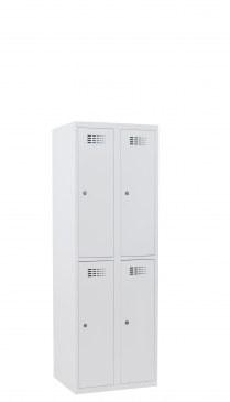 Stokq garderobekast 4 deurs  18322LC 1