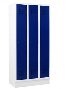 Stokq garderobekast 3 deurs  18331LC 1