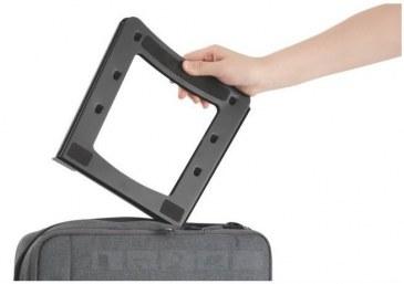 Thovip Laptophouder / verhoger metaal zwart  472706.000000000.000 3