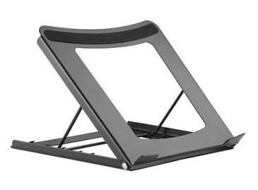 Thovip Laptophouder / verhoger metaal zwart  472706.000000000.000 2