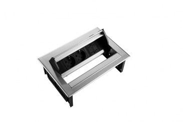 Thovip Power Desk IN 2 x stroom + 1 x leeg  4730067.02010000 0