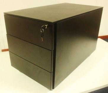 Triumph Ladenblok zwart 3 laden 77cm [29]  TRI-LB-03-Z 0