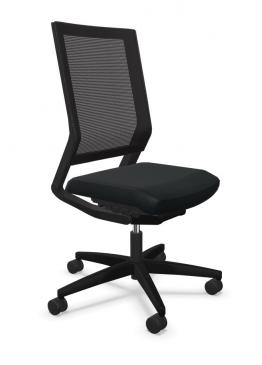 Viasit Impulse bureaustoel met netrug 414.2010 NPR SLP  412.2010npr 0