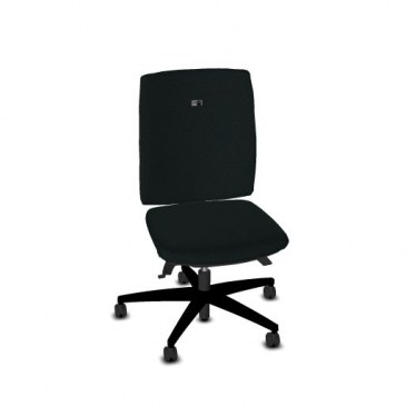 Viasit Bureaustoel Linea rughoogte 52 cm   112.1000 0