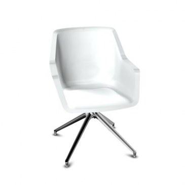 Viasit Repend loungestoel kruispoot  800.5000 0