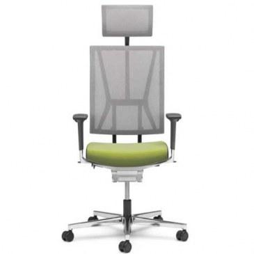 Viasit Bureaustoel Scope met hoofdsteun  300.5000 +NS300 0